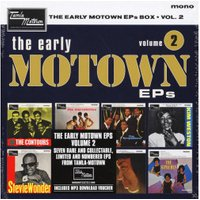 VARIOUS - The Early Motown Eps Vol.2 (7 Inch Boxset) (Vinyl)
