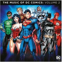 VARIOUS - The Music Of DC Comics Vol.2 (Vinyl)