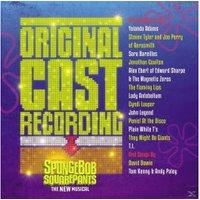 VARIOUS – Spongebob Suarepants – The New Musical (Vinyl)