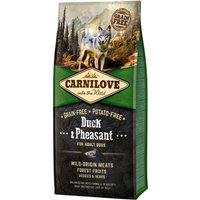 Carnilove Duck & Pheasant for adult dogs (12 kg)