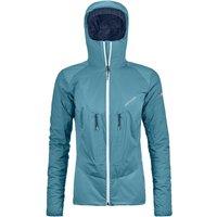 Ortovox 2L Swisswool Leone Jacket W aqua