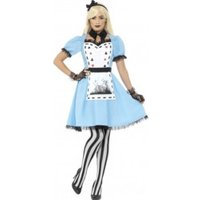 Smiffy's Alice in the Fairyland Ladies Costume Deluxe M