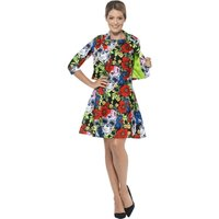 Smiffy's Day of the Dead Dress L