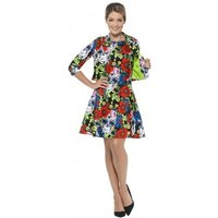 Smiffy's Day of the Dead Dress M