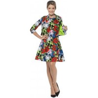 Smiffy's Day of the Dead Dress für Damen S