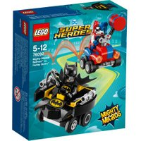 LEGO Marvel Super Heroes - Mighty Micros: Batman vs. Harley Quinn (76092)