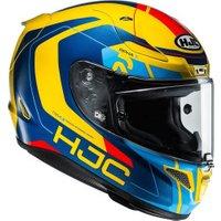 HJC RPHA 11 Chakri blue/yellow/red MC23
