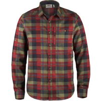 Fjällräven Fjällglim Shirt Men deep red
