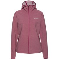 Columbia Women's HEATHER CANYON Jacket coral