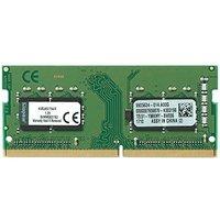 Kingston ValueRAM SODIMM 4GB DDR4-2400 CL17 (KVR24S17S6/4)