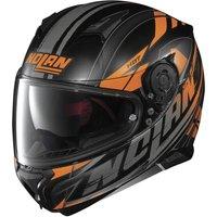 Nolan N87 Fulmen black/orange