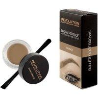 Makeup Revolution Brow Pomade - Blonde (3g)