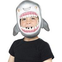 Smiffy's Shark Full Head Mask (46975)