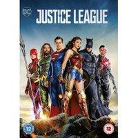 Justice League [DVD] [2017]
