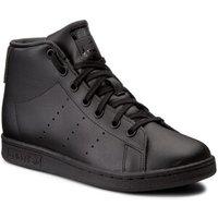 Adidas Stan Smith Mid J core black