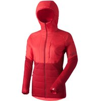 Dynafit Radical 2 Primaloft Hooded Jacket Women hibiscus