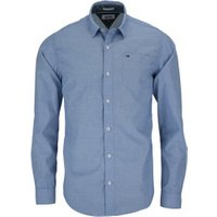 Tommy Hilfiger Original Cotton-Shirt (1957888892-973) bright cobalt