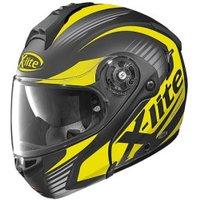 X-lite X-1004 Nordhelle black/yellow