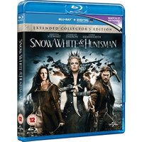 Snow White and the Huntsman [Blu-ray] [Region Free]