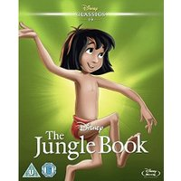 The Jungle Book (1967) (Limited Edition Artwork & O-ring) [Blu-ray] [Regions B and C]