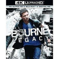 The Bourne Legacy [Blu-ray] [2017]