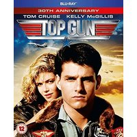 Top Gun - 30th Anniversary [Blu-ray] [1986] [Region Free]