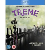 Treme - Season 4 [Blu-ray] [2015] [Region Free]