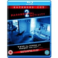 Paranormal Activity 2: Extended Cut [Blu-ray] [Region Free]