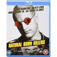 Natural Born Killers [Blu-ray] [1994] [Region Free]