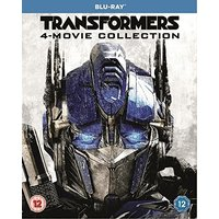 Transformers: 4-Movie Collection [Blu-ray]