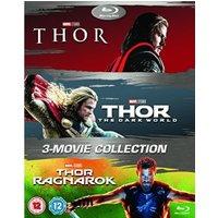 Thor 1-3 Box Set BD [Blu-ray] [2017]