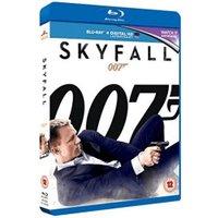 Skyfall [Blu-ray] [2012]