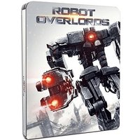 Robot Overlords Steel Book [Blu-ray]