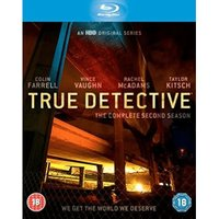 True Detective - Season 2 [Blu-ray] [2016] [Region Free]