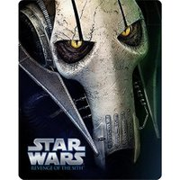Star Wars: Episode III - Revenge of the Sith [Blu-ray] [Steelbook] [2005]