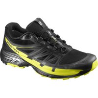 Salomon Wings Pro 2 black/sulphur spring/black