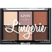 NYX Lingerie Shadow Palette (22g)