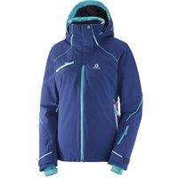 Salomon Speed Jacket W medieval blue