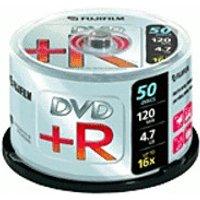 Fuji Magnetics DVD+R 4,7GB 120min 16x 50pk Spindle