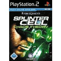 Tom Clancy's Splinter Cell - Chaos Theory (PS2)