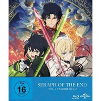 Seraph of the End - Vol. 1 Limited Edition