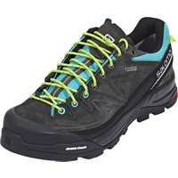 Salomon X Alp LTR GTX W deep peacock blue/phantom/lime punch