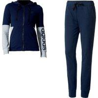 Adidas Marker Hoody Tracksuit Women collegiate navy/black