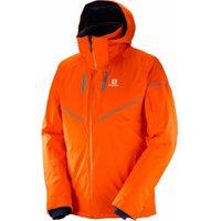 Salomon Stormrace Jacket M vivid orange