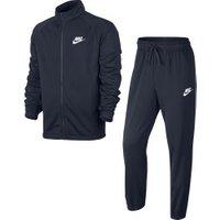 Nike Sportswear Tracksuit obsidian/white