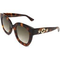 Gucci GG0208S 003 (havana/brown)