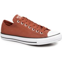 Converse Chuck Taylor All Star Leather Ox - mars stone/black/white