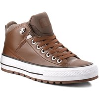 Idealo ES|Converse Chuck Taylor All Star Street Leather Mid Top
