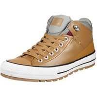 Converse Chuck Taylor All Star Street Boot Leather - raw sugar/black