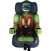 Kids Embrace Combination Booster Car Seat - Teenage Mutant Ninja Turtles